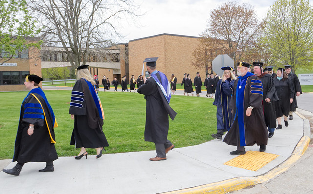 Manitowoc Campus Commencement - 5/21/19