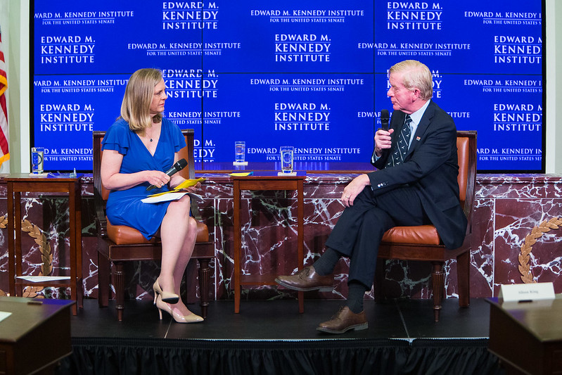 Getting to the Point with Governor Bill Weld
