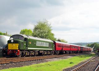 D8 Penyghent BR Class 44
