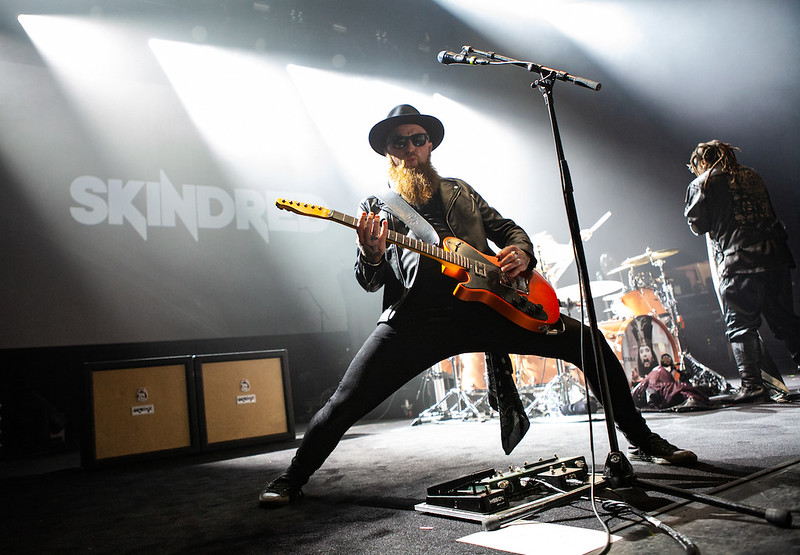SKINDRED GJ-14