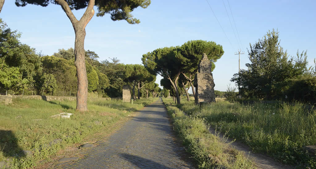 Bekende bezienswaardigheden Rome: Via Appia | Mooistestedentrips.nl