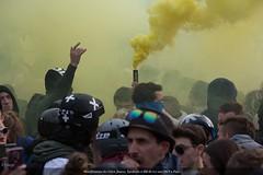 Manifestation-des-Gilets-Jaunes-vests-Yellow-1er mai-Paris-2019 (1107) © Olivier Roberjot