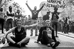 Manifestation-des-Gilets-Jaunes-vests-Yellow-1er mai-Paris-2019 (0956) © Olivier Roberjot