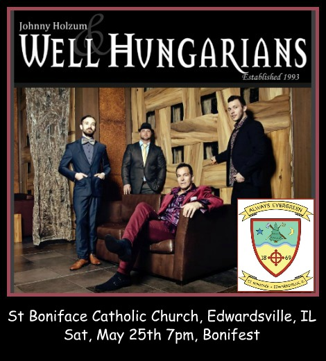 Well Hungarians 5-25-19