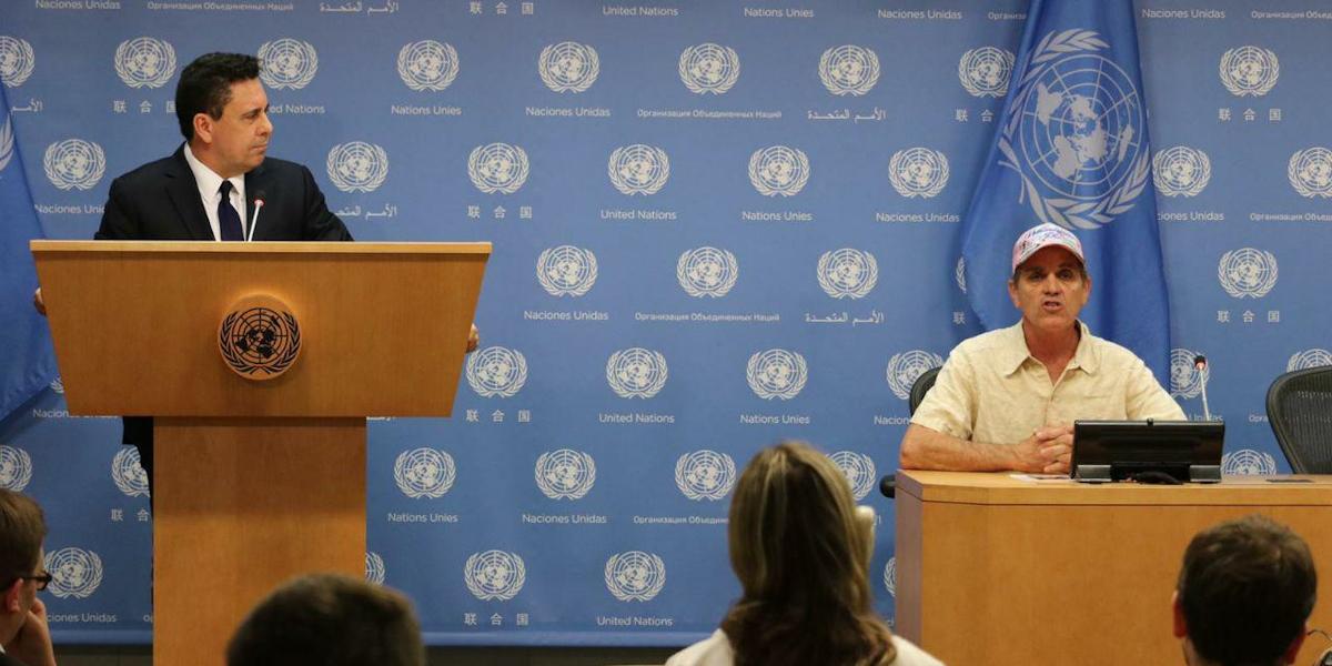Denuncia Venezuela en ONU violación de EE.UU. a Convención de Viena