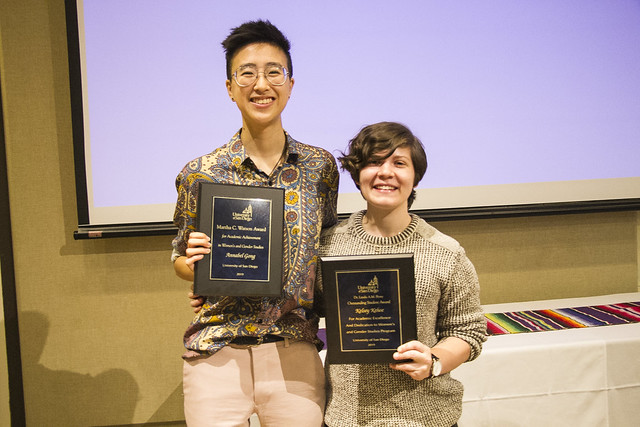 Women's & Gender Studies/Women's Commons 2019 Banquet