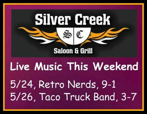 Silver Creek Poster 5-24-19