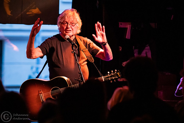 Chip Taylor and Paal Flaata @ Last Train
