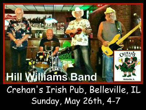Hill Williams Band 5-26-19