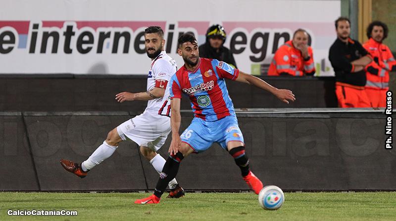 Catania-Potenza 1-1: le pagelle rossazzurre