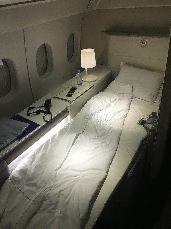 Cabine Air France La Première