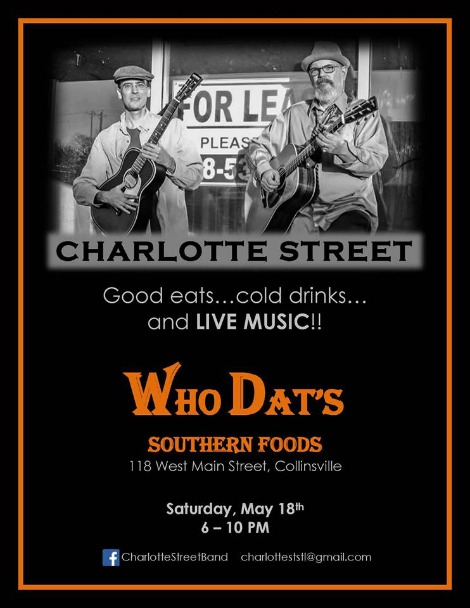 Charlotte Street 5-18-19
