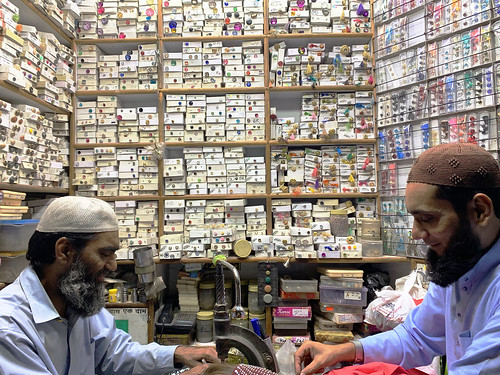 City Landmark - Button Shop, Near Chitli Qabar Chowk