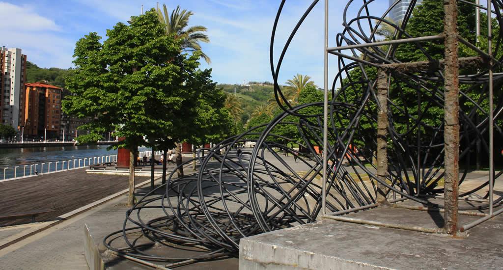 Fietsen in Bilbao: bezienswaardigheden langs de rivier | Mooistestedentrips.nl