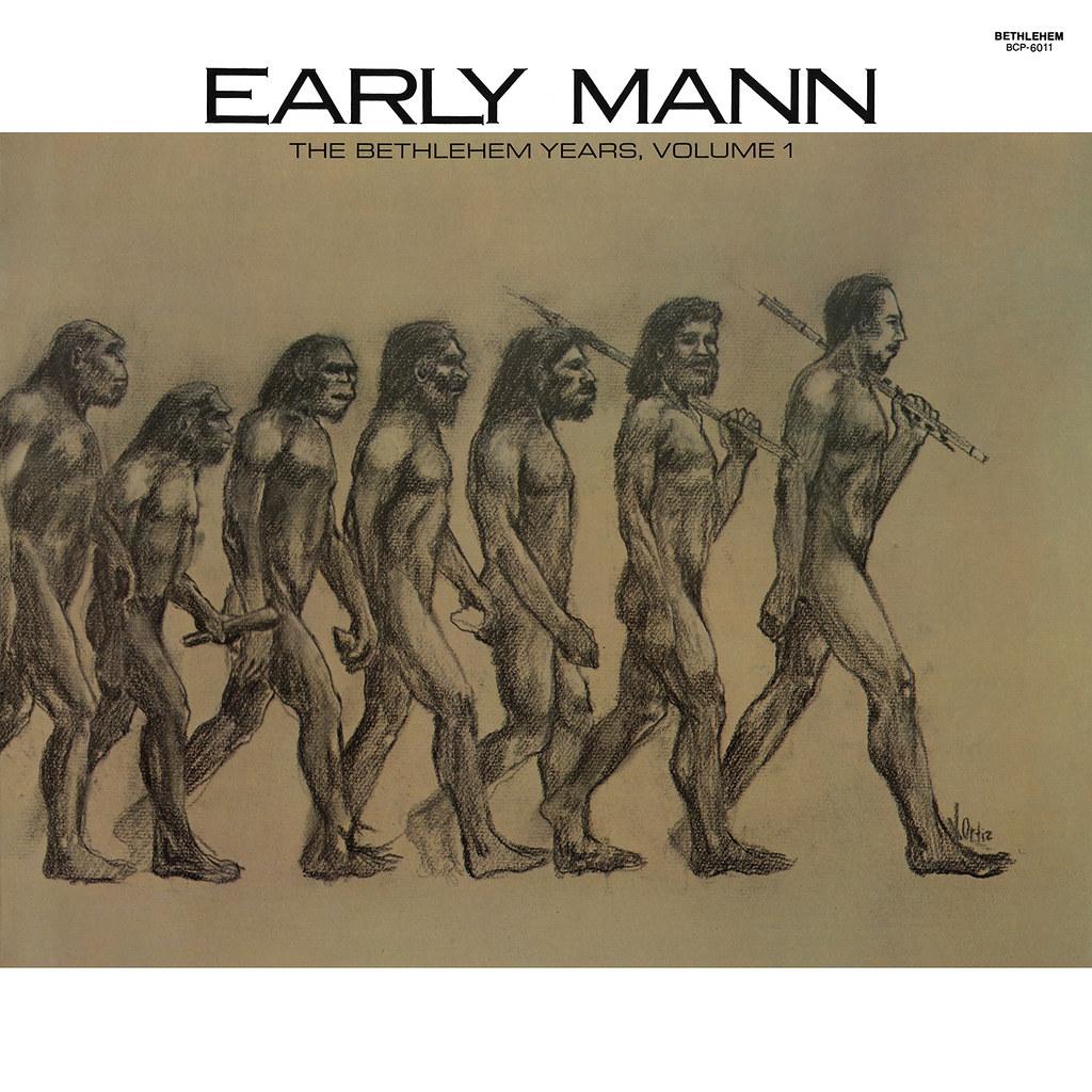 Herbie Mann - Early Mann