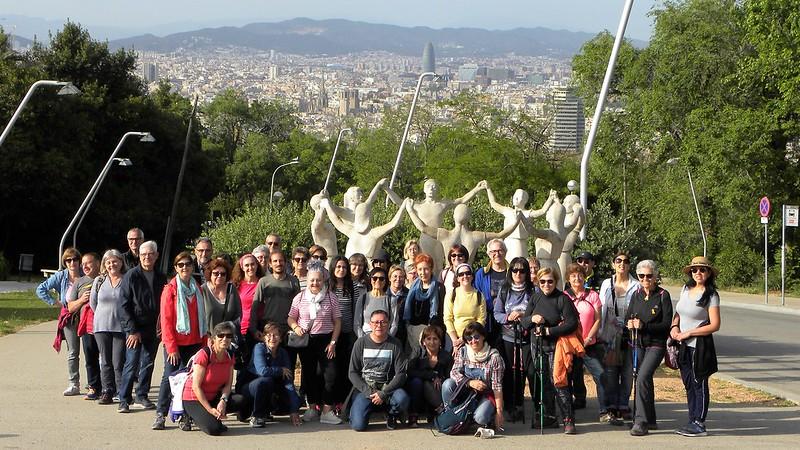 Montjuïc, el balcó del Mediterrani