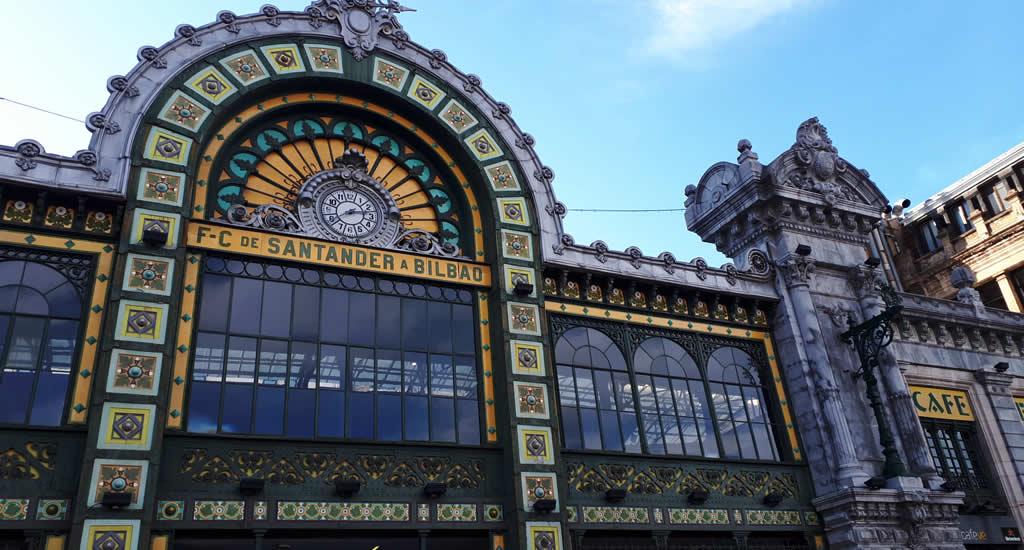 Treinstation Concordia, Art Nouveau | Mooistestedentrips.nl
