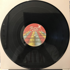 SHARON REDD:REDD HOTT(RECORD SIDE-B)