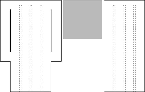 3x3 paper matrix template