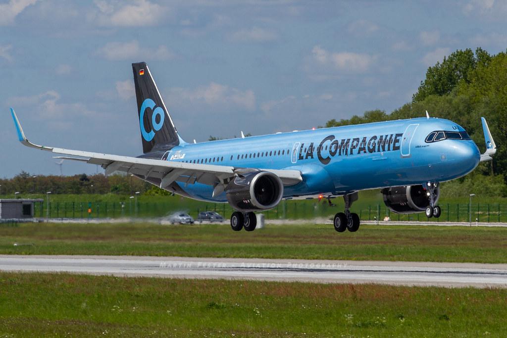 D-AVZP // La Compagnie // A321-251NX // MSN 8866 // F-HBUZ