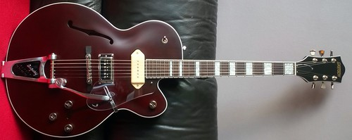 Gretsch G2420T-P90 (2018) Streamliner (Fully Modded) | by Fullmoon1971