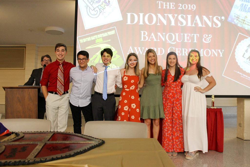 2019 Dionysians Banquet