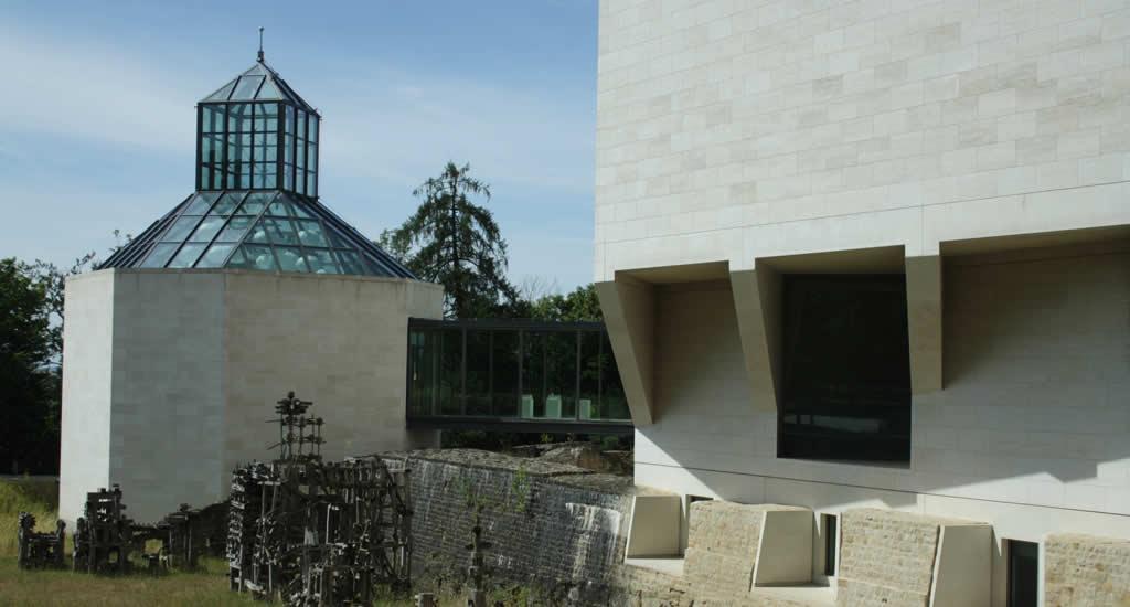 MUDAM: Museum voor Moderne Kunsten | Mooistestedentrips.nl