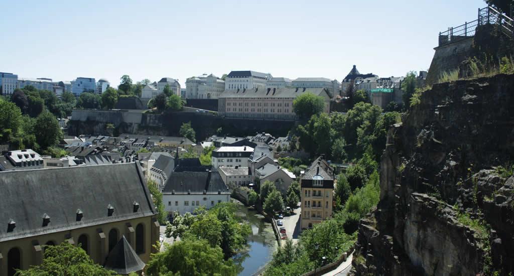 De Bock Kazematten, bezienswaardigheden Luxemburg Stad | Mooistestedentrips.nl