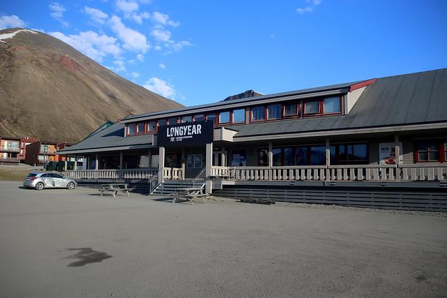Shop in Longyearbyen