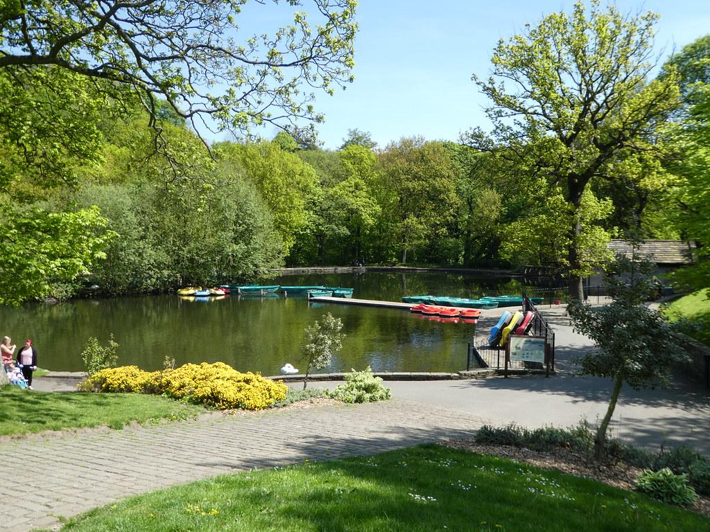 Shibden Park, Halifax