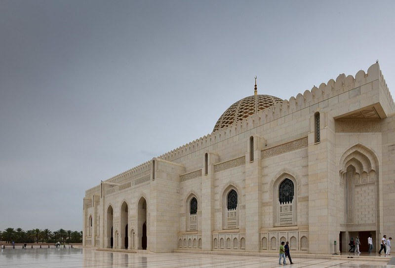 Sultan Qabooss Mosque