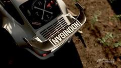 Hoonigan Porsche 911 Turbo