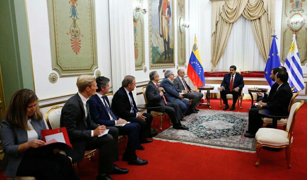Grupo de Contacto Internacional inicia reuniones con sectores políticos venezolanos