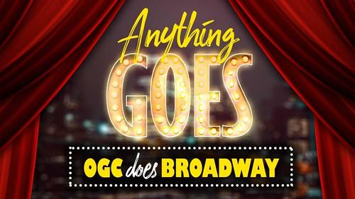 "The Orlando Gay Chorus presents ""Anything Goes – Taking Our Shot at Broadway"""