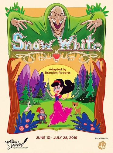 """Snow White"" presented by Orlando Shakespeare"