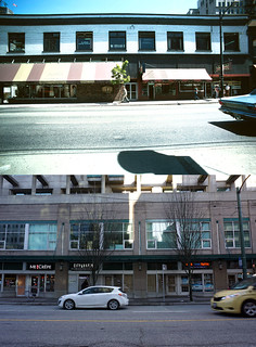 500 Block of West Pender, North Side - 1974 • 2017