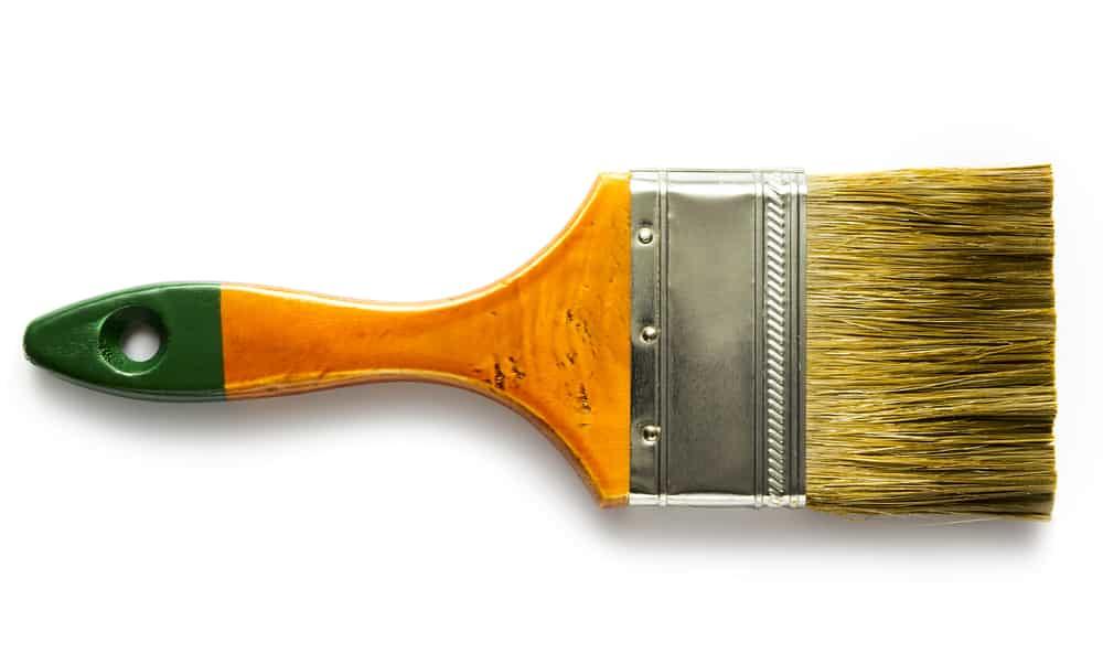 Paint brush cleaning techniques