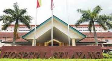 40% of elective operations postponed due to technical problem at Selayang Hospital