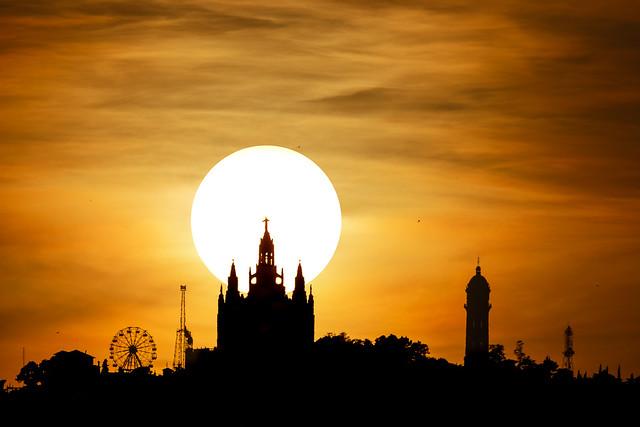 Sunset divino II