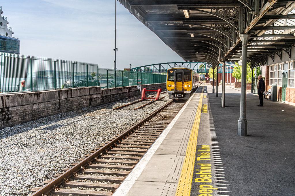 COBH RAILWAY STATION - MAY 2019 001