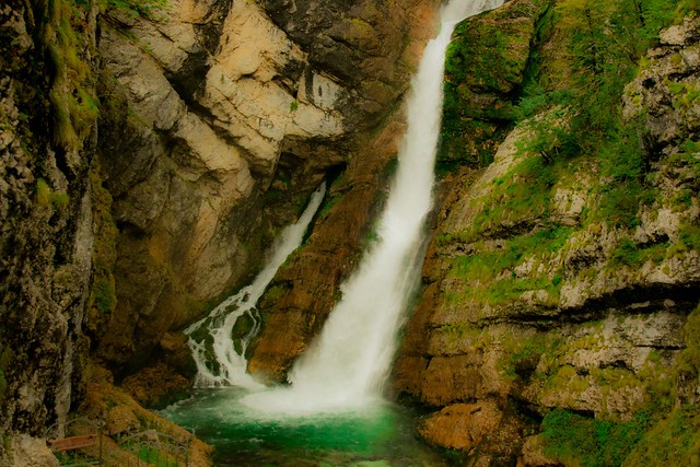 Slavica Waterfall