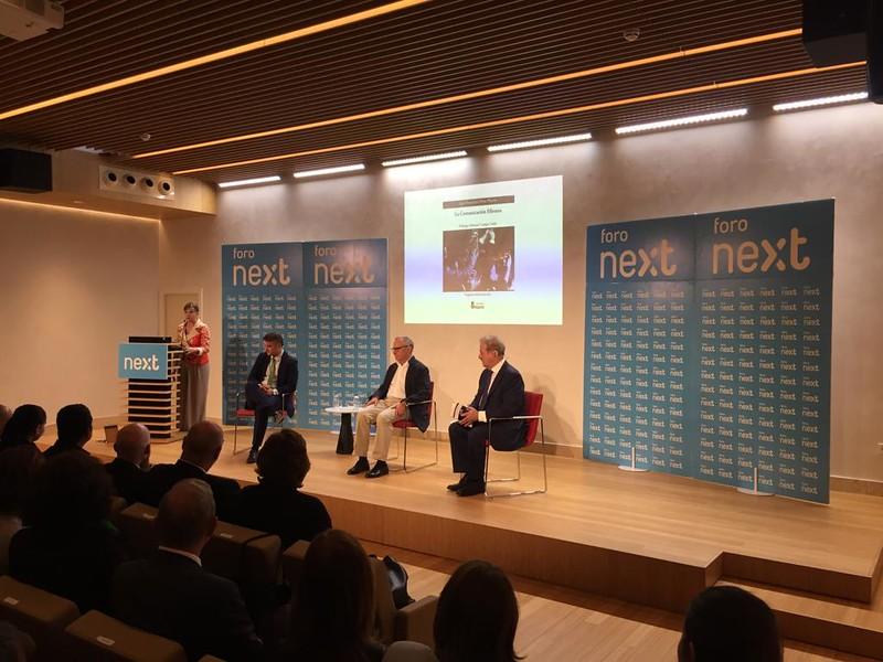 """XXVI Foro Next Educación: Presentación del libro """"La Comunicación Efímera"""", de Francisco Polo"""
