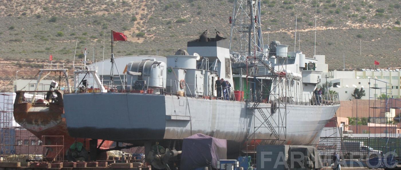 Royal Moroccan Navy Patrol Boats / Patrouilleurs de la Marine Marocaine - Page 14 47868365981_7f4e2e0e64_o