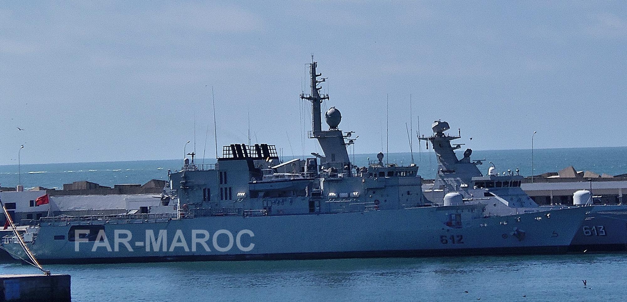 Royal Moroccan Navy Floréal Frigates / Frégates Floréal Marocaines - Page 14 47868369641_5b9791f49a_o