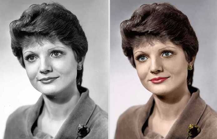 How to colorize black and white photos (Photoshop and 3 option)
