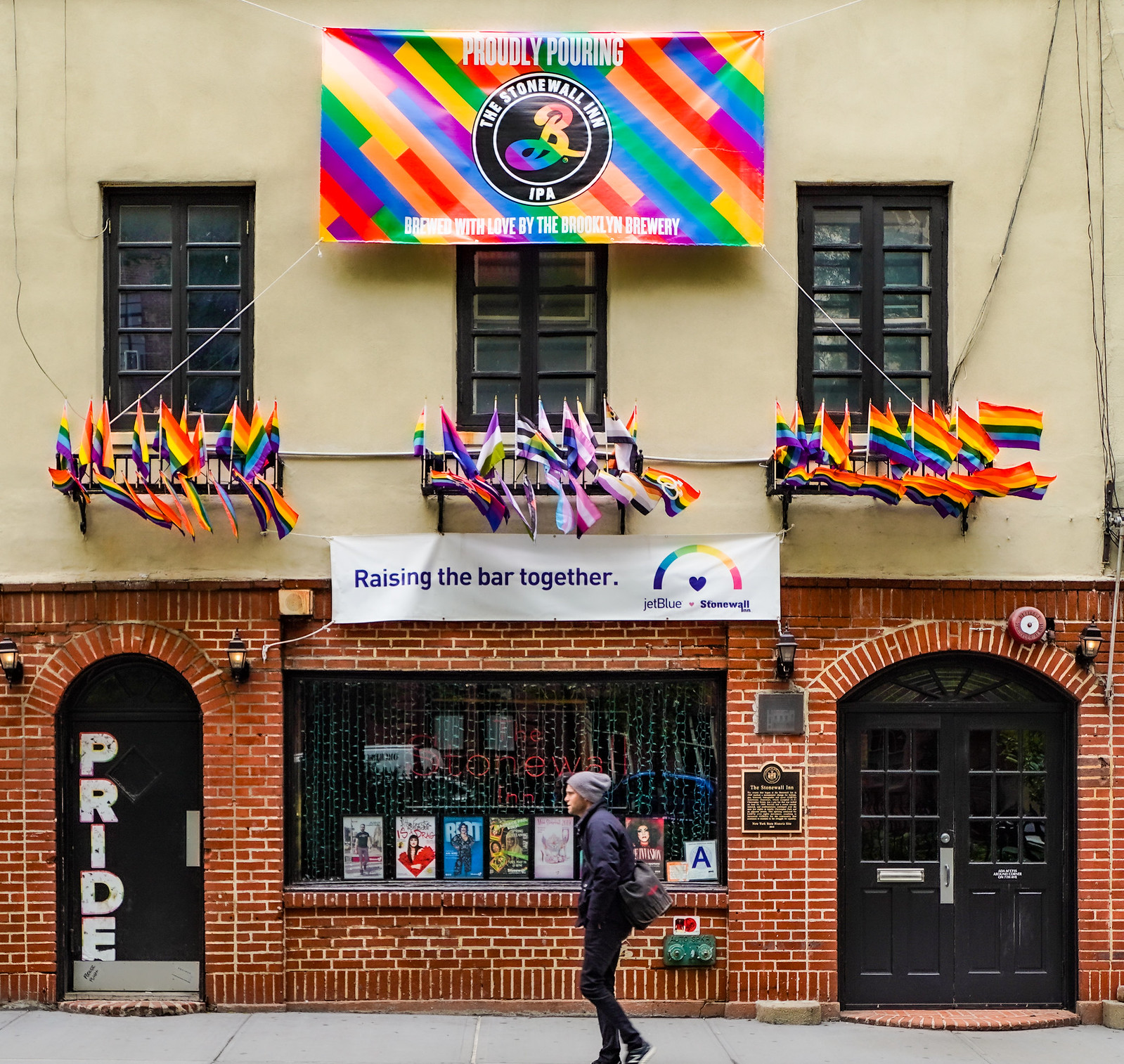 2019.05.14 Stonewall National Monument, New York, NY USA 02607