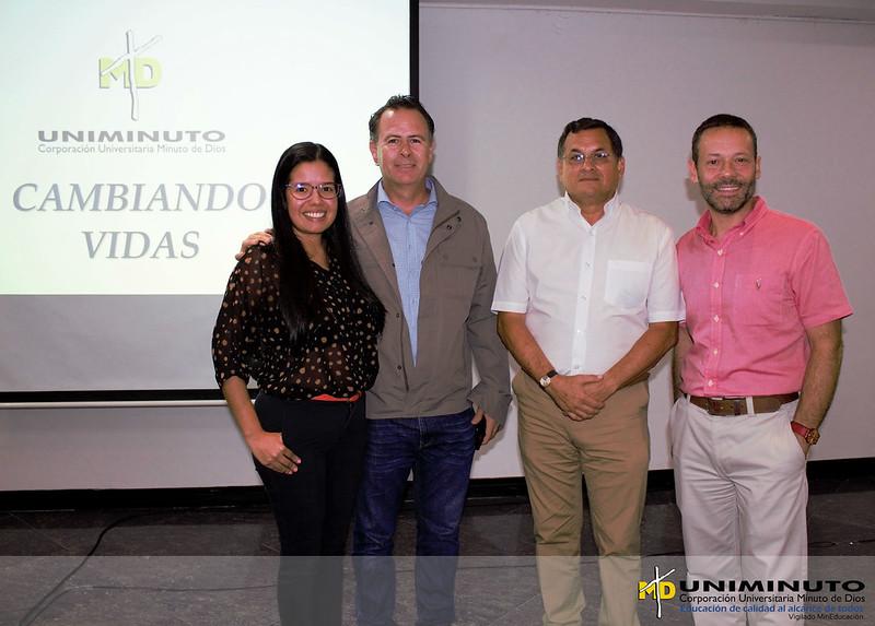 Conferencia Desarrollo Regional y Emprendimiento- Barranquilla