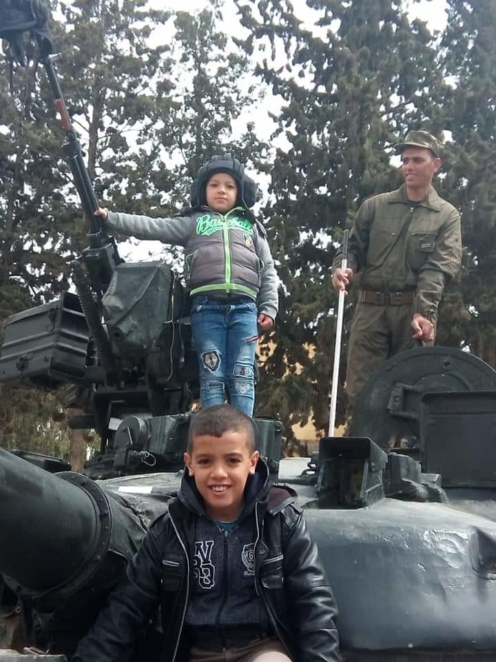 صور دبابات قتال رئيسية الجزائرية T-72M/M1/B/BK/AG/S ] Main Battle Tank Algerian ]   - صفحة 5 47869645761_b2951673cf_b