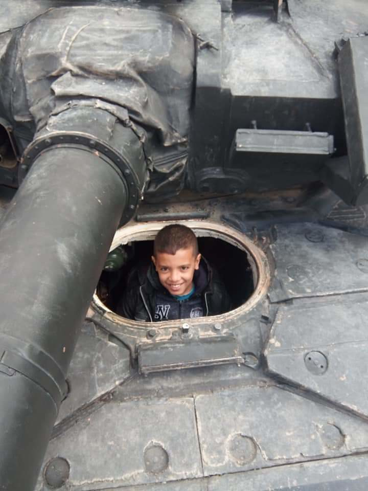 صور دبابات قتال رئيسية الجزائرية T-72M/M1/B/BK/AG/S ] Main Battle Tank Algerian ]   - صفحة 5 47869645821_23becab2c5_b