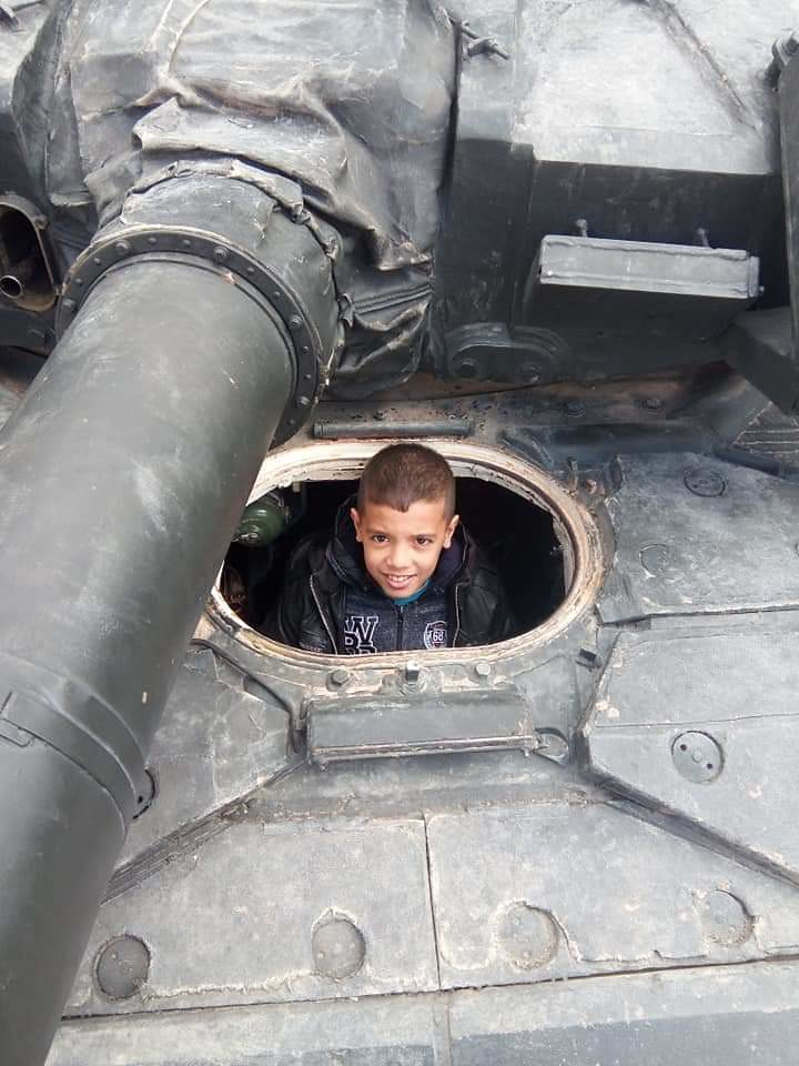 صور دبابات قتال رئيسية الجزائرية T-72M/M1/B/BK/AG/S ] Main Battle Tank Algerian ]   - صفحة 5 47869645961_4f7e876fa5_b